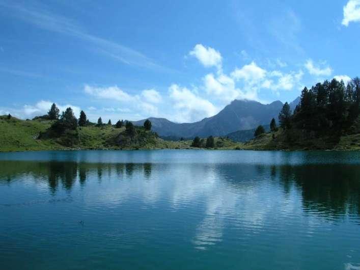 le lac de l oule et les lacs de bastan laurent duprat